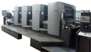 UV Led for Offset Printing Services
