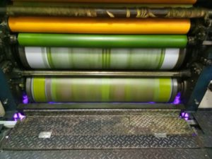 UV Led Offset Printing